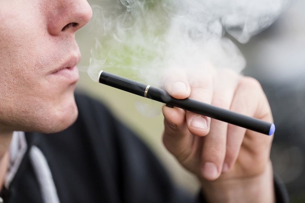 Attention aux e-cigarettes, risque d'explosion
